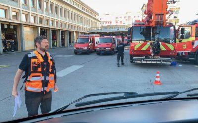 16.06.2019 – Inondation – Ville de Genève