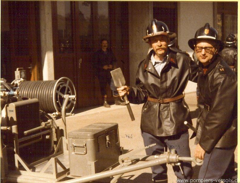 Exercice printemps 1979