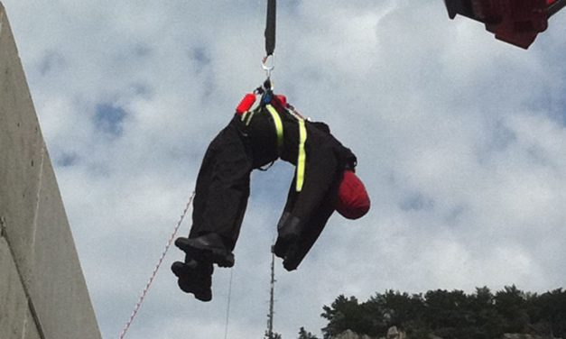 Formation FSSP ESISP Cours Anti-Chutes 2010