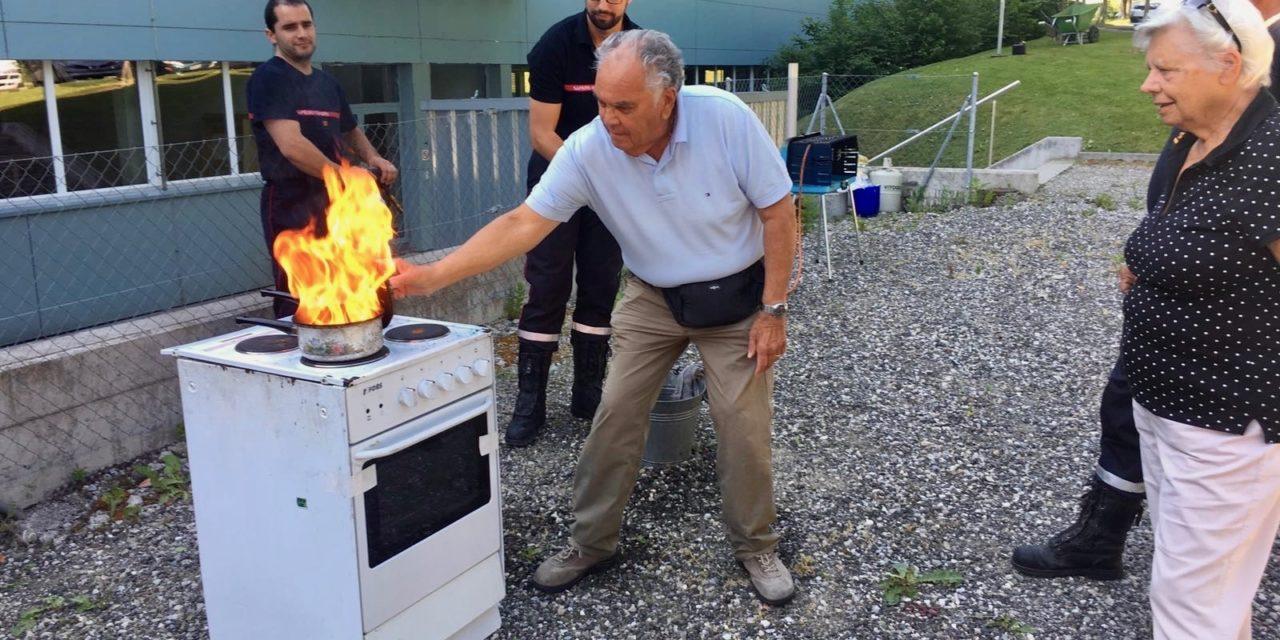 10.06.2017 – Les Pompiers chez Vous – Nant-de-Crève-Coeur