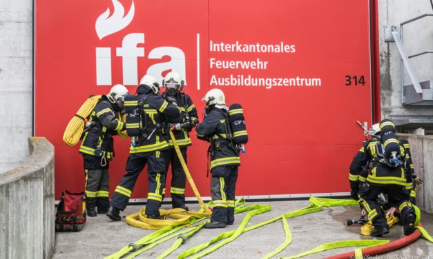 31.10.2015 – Formation IFA – Balsthal / Cours protection respiratoire