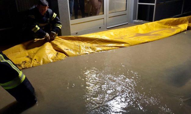 24.09.2017 – Inondation Avenue Vernes