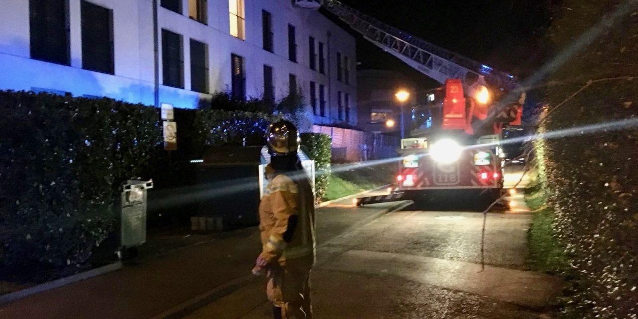 29.03.2018 – Incendie appartement