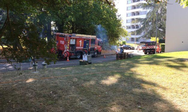 15.09.2018 – Pompiers Chez Vous – Braderie Montfleury