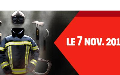 07.11.2019 Les Pompiers recrutent! Passez à l'action!