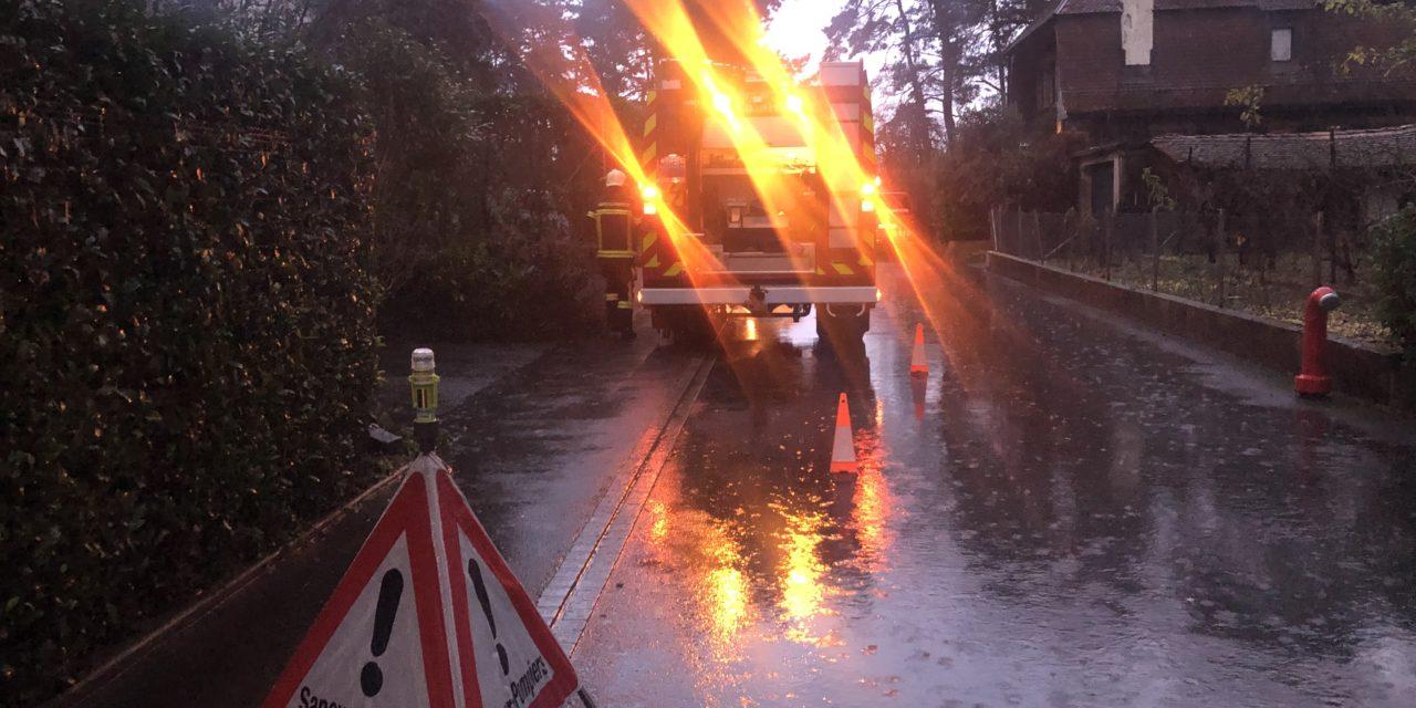 21.12.2019 – 2 Inondations et déblaiement arbre