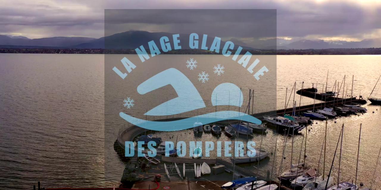 Rétrospective Nage Glaciale des Pompiers 2019