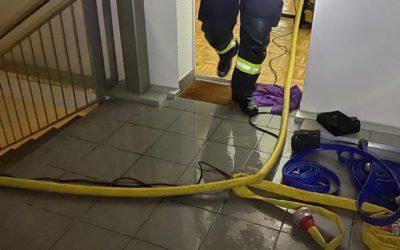15.05.21 Inondation – Bâtiment – Appartement